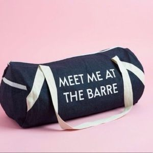 Private Party Meet Me At the Bar Duffle bag